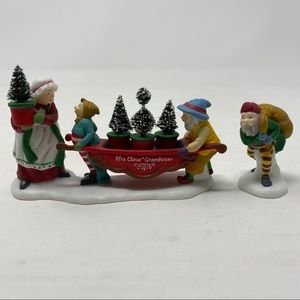 Department 56 Delivering The Christmas Greens